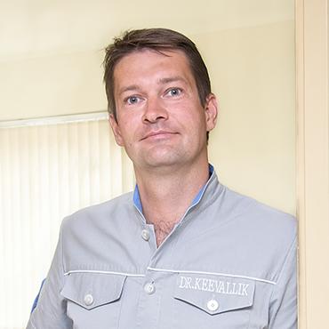 Dr. Indrek Keevallik